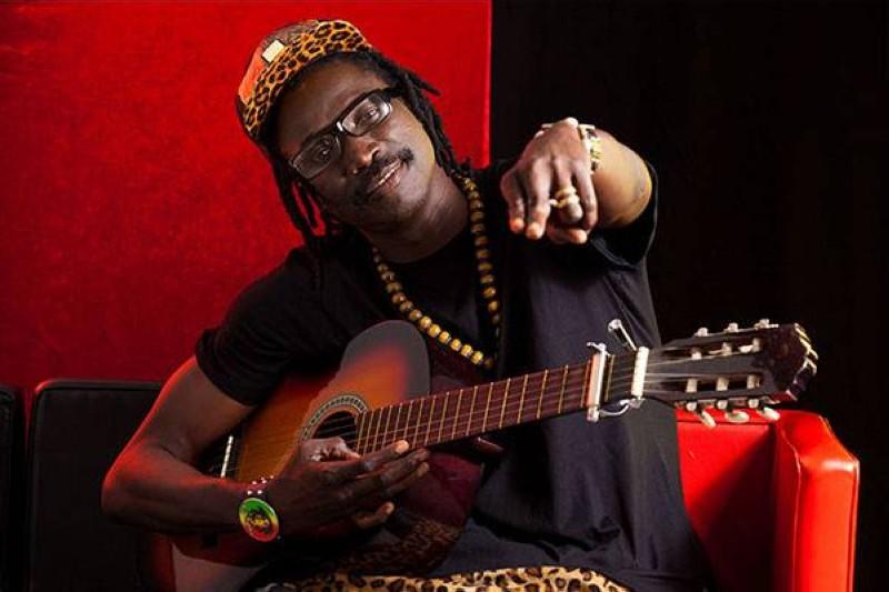 L'artiste ivoirien Ismaël Isaac. (DR)