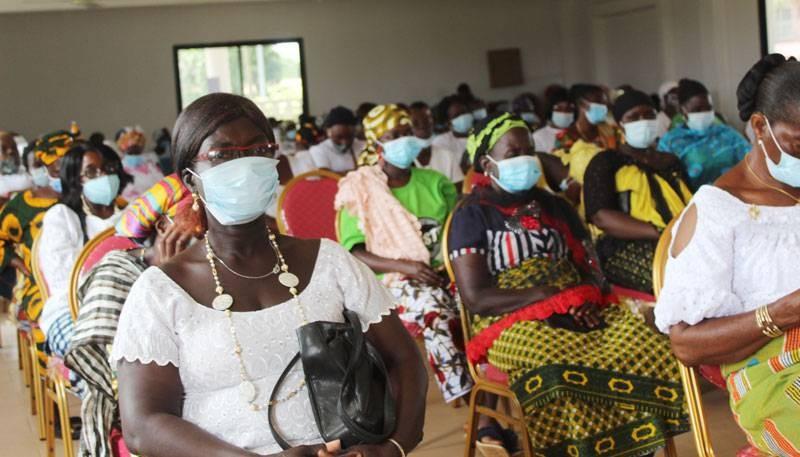 Les femmes de la région des Grands-Ponts ont répondu massivement à l'appel de la coordination des Grands-Ponts de la League des associations des femmes actives. (DR)