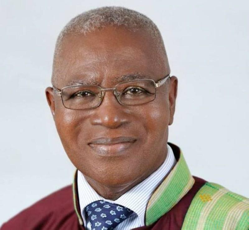 Le Professeur Paul N'Da, décédé le 17 août, sera inhumé le samedi 29 août. (DR)