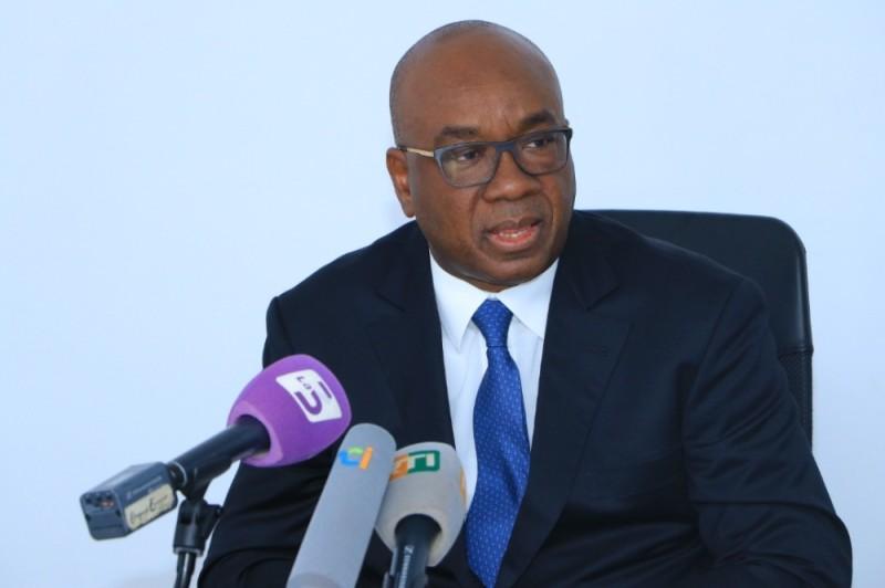 Yacine Idriss Diallo, candidat déclaré, invite au fair-play. (DR)