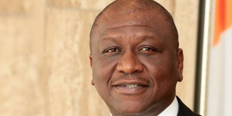 Hamed Bakayoko, Premier ministre ivoirien. (DR)