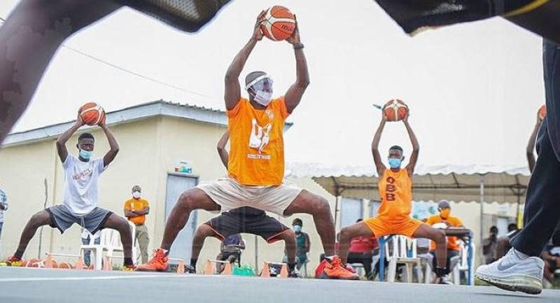La Fédération ivoirienne de basket-ball (Fibb) met l'accent sur la promotion et la détection de jeunes talents. (DR)