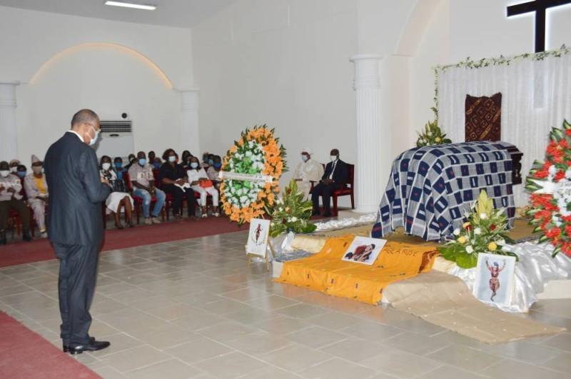 Marie Rose Guiraud a bien rempli sa mission dans la culture ivoirienne. (Julien Monsan)
