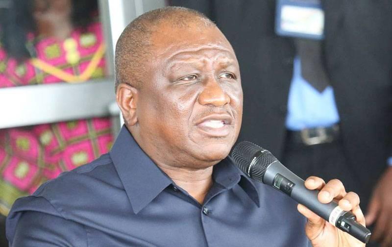 Le Premier ministre s'est adressé, vendredi, aux jeunesses de Gagnoa et Divo. (DR)