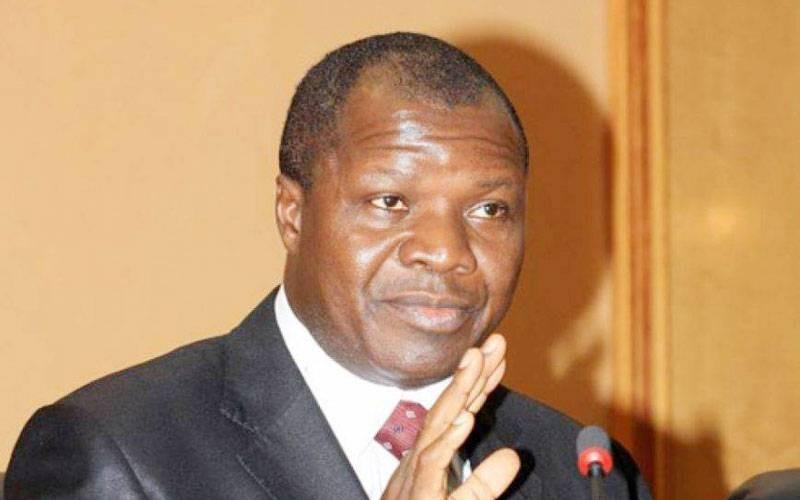 Mabri Toikeusse investi par son parti pour la présidentielle de 2020. (DR)