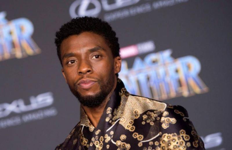 L'acteur Chadwick-Boseman (DR)