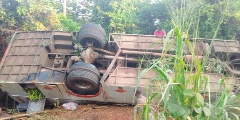 La crevaison d'un pneu et la vitesse excessive sont à l'origine de ces accidents.(DR)