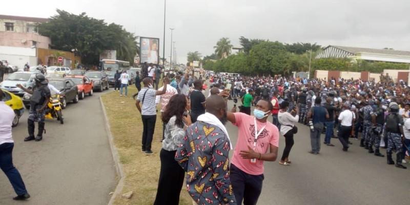 Partisans de Laurent Gbagbo