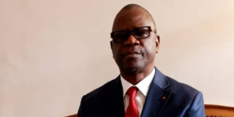 Pierre Sahué Aby, membre du patronat maritime ivoirien. (DR)