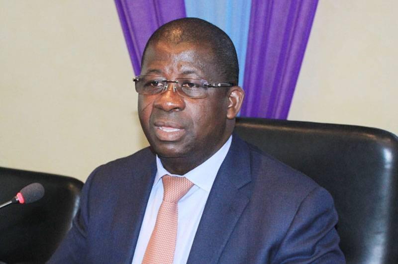Hien Sié Yacouba, directeur général du Port autonome d'Abidjan. (DR)