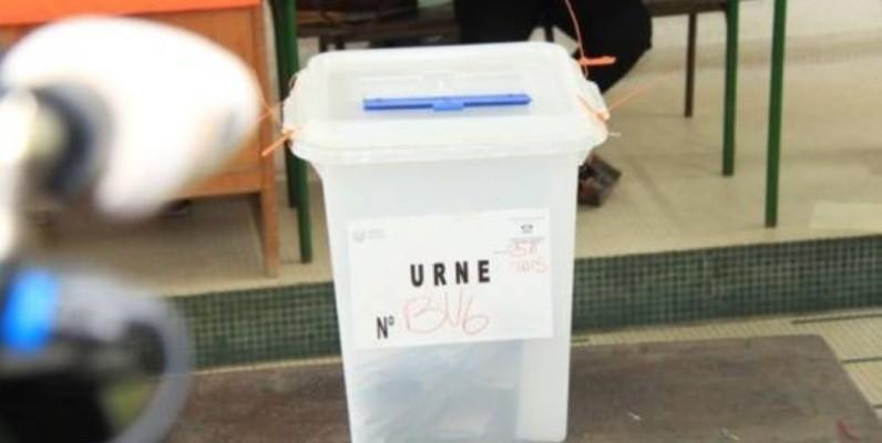 Une urne pour le vote. (DR)
