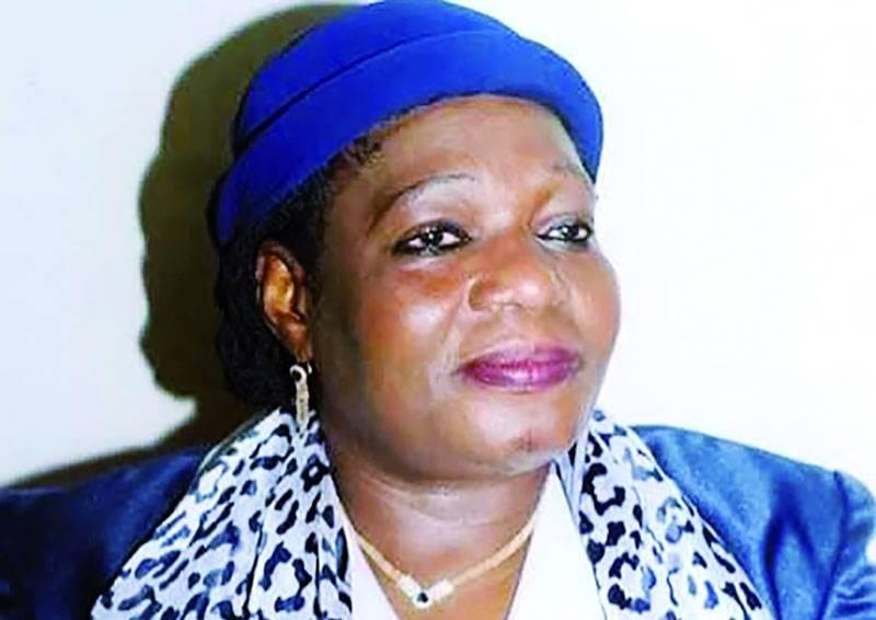Mme Kaba Fofana, secrétaire exécutif de l'Oneg, plus d'arrangement à l'amiable. (Photos : DR)
