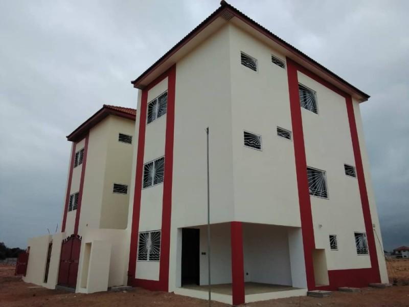 Un appartement témoin de l'opération immobilière pour les agents membres de la Mutuelle de la paierie générale du Trésor. (photos : DR)