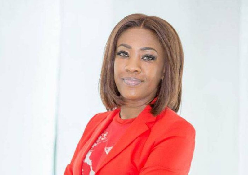 Florence Koné, promotrice du festival des grillades d'Abidjan. (DR)