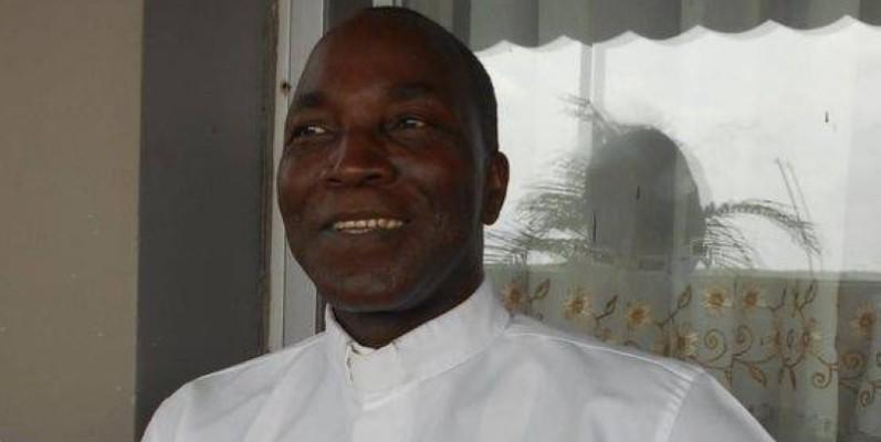 Le Père Jean Sinsin Bayo sera conduit à sa dernière demeure le vendredi 4 septembre. (DR)