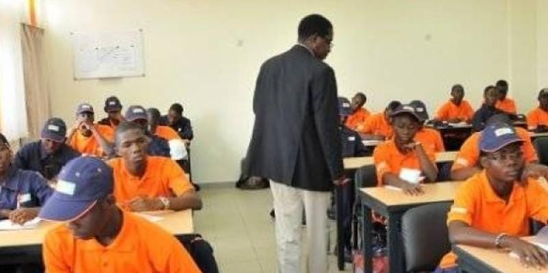 Les étudiants du Centre des métiers de l'électricité (Cme) en pleine formation. (Dr)
