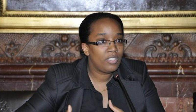 Me Habiba Touré, l'avocat de Laurent Gbagbo, fait des précisions. (Dr)