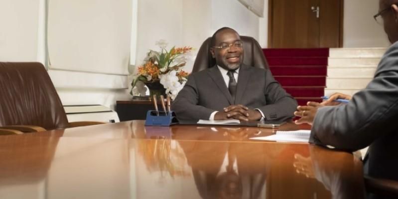 Le directeur général du Bnetd, Kinapara Coulibaly, s'est engagé à renforcer ses relations avec l'Inp-Hb. (Dr)