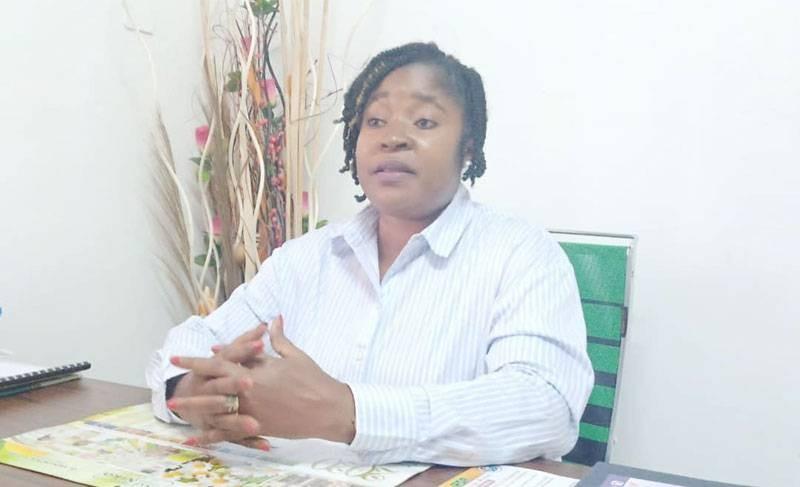 Julie Lemmens, présidente fondatrice du Réseau de solidarité pour l'Afrique, veut aider les populations rurales. (Isabelle Somian)