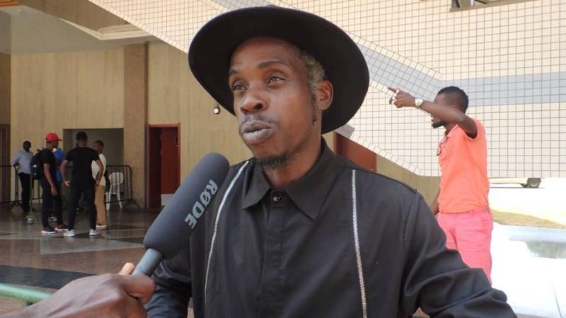 Massidi Adiatou, chorégraphe et directeur artistique de la Cie N'Soleh. (DR)