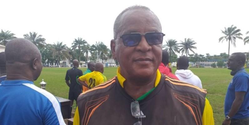 Charles Traboulsi, ancien joueur de l'Africa. (DR)
