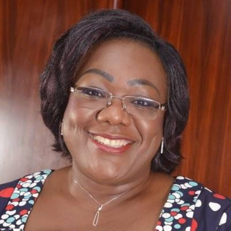 Anne Ouloto, ministre de l'Assainissement et de la Salubrité. (DR)