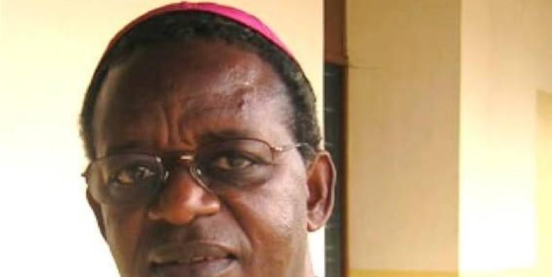 Laurent Mandjo inhumé le vendredi 18 septembre 2020. (DR)