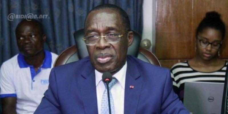 Le ministre de la Santé et de l'Hygiène publique (Mshp). (Dr)