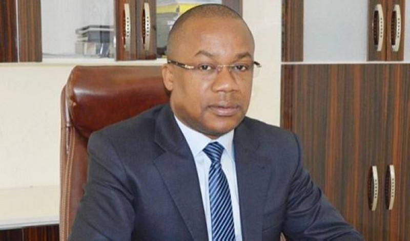 Dr Brice Kouassi, Secrétaire d'État auprès du ministre de l'Éducation nationale, de l'Enseignement technique et de la Formation professionnelle. (Dr)
