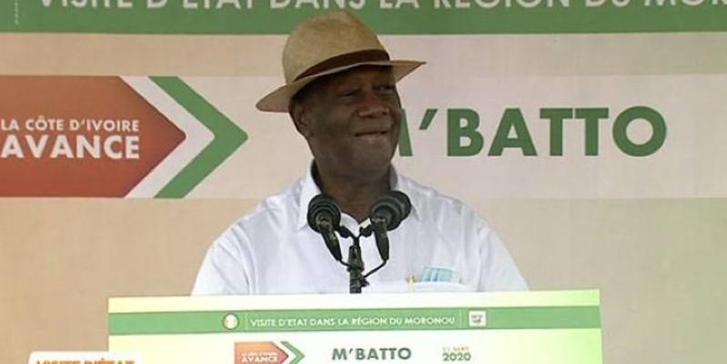 Le Président de la République invite les candidats à expliquer aux populations ce qu'ils entendent faire pour elles en termes de cohésion sociale et de développement. (Dr)