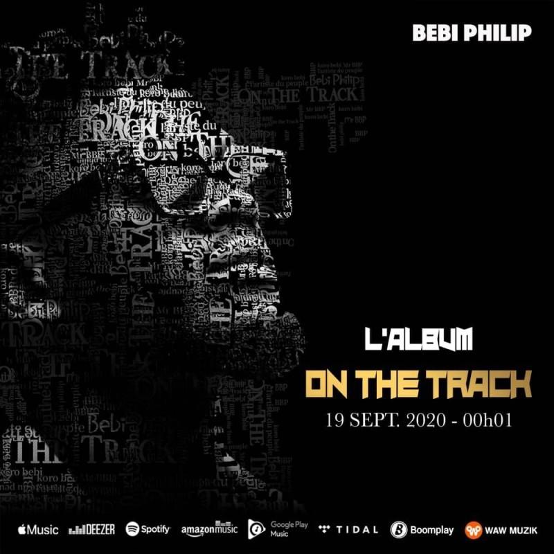 ''On the track'', un album qui appelle à la réflexion. (DR)