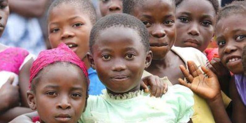 Des enfants vulnérables de la région de l'Iffou auront des extraits de naissance. (DR)