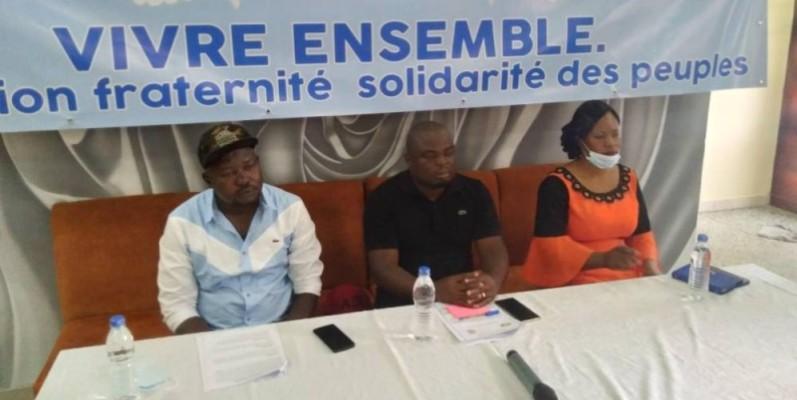 Les responsables de la plateforme se sont engagés à sensibiliser les communautés burkinabè à la nécessité de la paix. (DR)