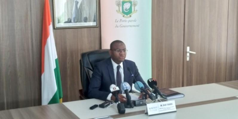 Le ministre Sidi Touré a invité les acteurs politiques à préserver la paix pour conserver les avancées notables de développement. (DR)