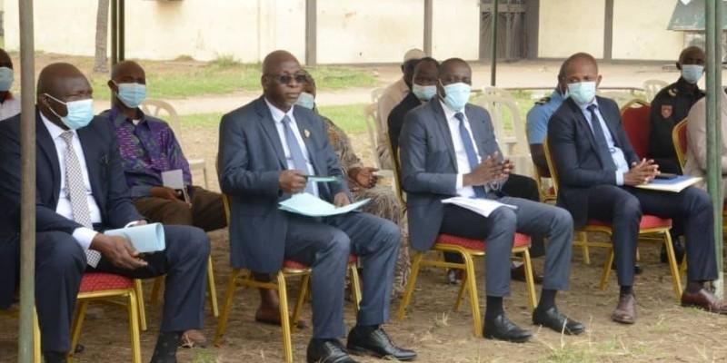 Les acteurs ivoiriens engagés pour protéger la couche d'ozone. (DR)