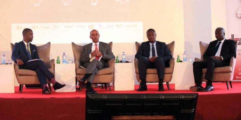 Le Rapport 2020 de l'agence Bloomfield Investment sur le risque pays de la Côte d'Ivoire présenté. (DR)