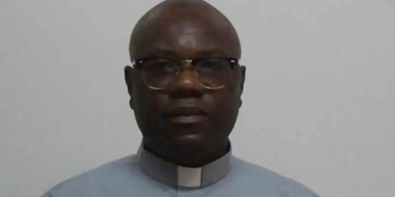 Le Père Yodé nommé directeur général de la Radio nationale catholique. (DR)