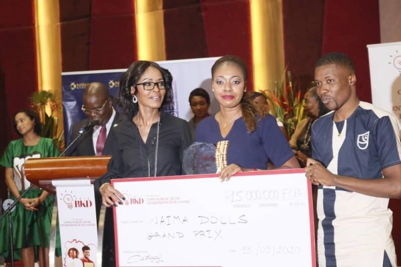 le grand vainqueur du prix BJKD 2020 (DR)
