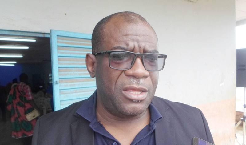 Constant Jean-Baptiste Yapo, ingénieur des Eaux et forêts, responsable technique de la composante 1 du Programme d'investissement forestier (Pif). (DR)
