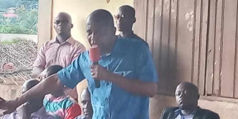 Konan Kouadio Siméon dit avoir refusé de candidater pour les élections d'octobre 2020. (DR)