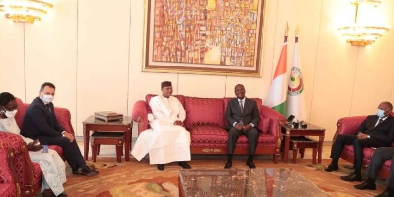 Le Représentant spécial du SG de l'Onu pour l'Afrique de l'Ouest, Ibn Chambas, a réitéré l'engagement des Nations unies à accompagner la Côte d'Ivoire. (Dr)