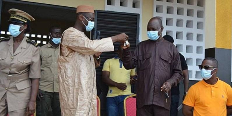 Le ministre du Budget et du Portefeuille de l'Etat, Moussa Sanogo, investit dans le capital humain. (DR)