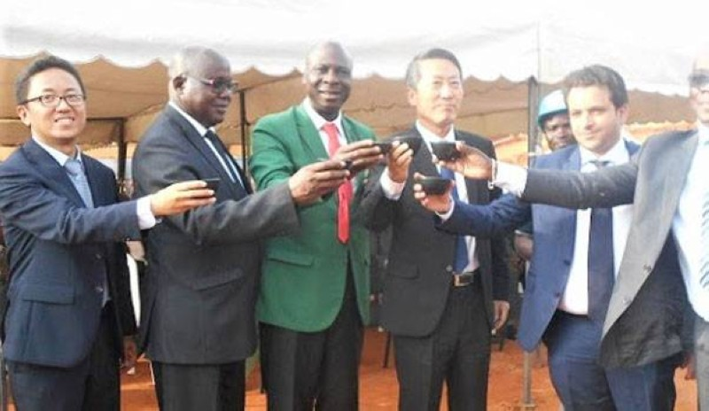 Après deux ans de travaux, le temple du Taekwondo ivoirien sera inauguré le 8 octobre en présence des autorités ivoriennes et coréennes. (DR)