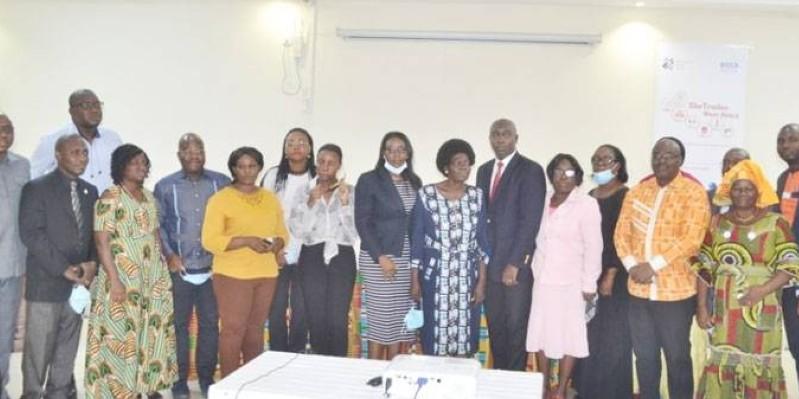 Les Pme des secteurs anacarde, manioc et karité bénéficient de l'attention du Centre du commerce international (Itc) à l'initiative du présent atelier. (Dr)