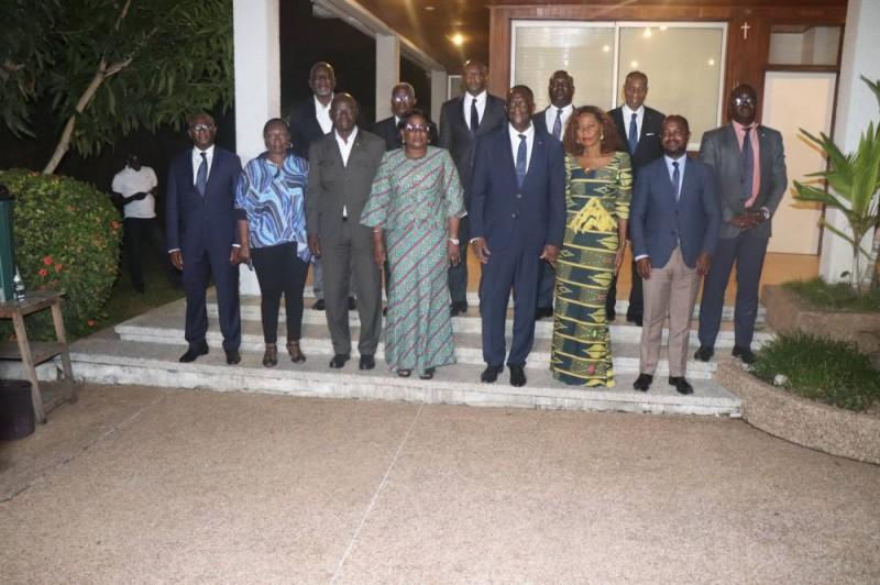 Le CNDH a rencontré le Secrétaire exécutif en chef du Pdci-Rda