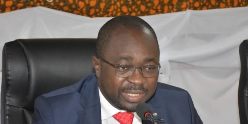 Soro Gninagafol, directeur général de la Fonction publique.(DR)