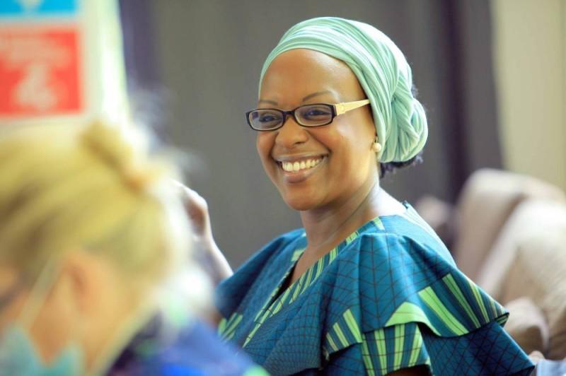 Indira Yanni-Domingo du Cmie. (DR)
