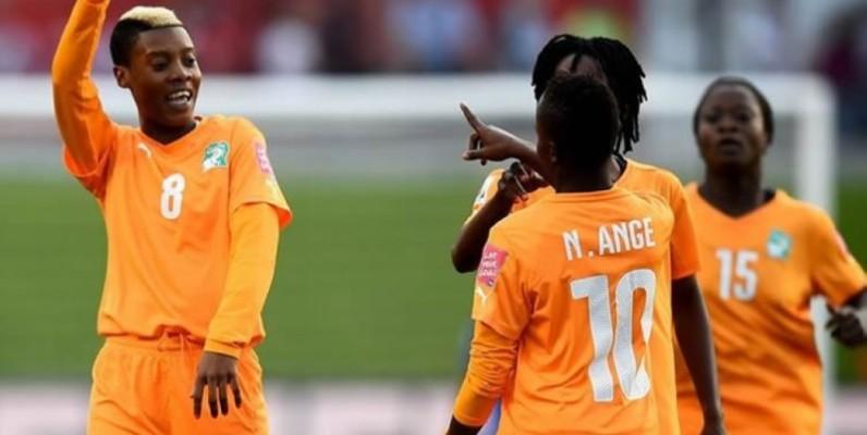 La Côte d'Ivoire fait partie du Top 5 africain, chez les dames. (Dr)