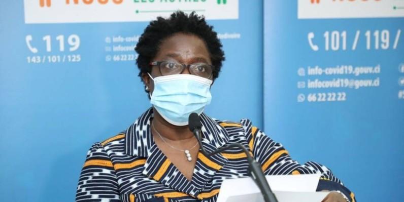 Dr Edith Kouassy, conseiller technique du ministre de la santé et de l'hygiène publique. (DR)