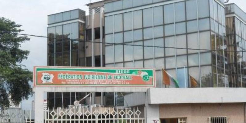 Le siège de la Fédération ivoirienne de football. (DR)